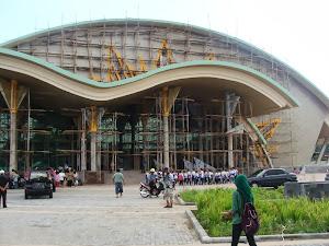 Sportorium Univesrsitas muhammadiyah Yogyakarta