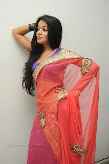 Bhavya Sri  Pictures in half saree 005.jpg