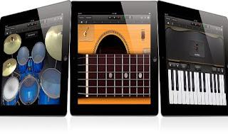 imagem do jogo Garage Band Para iPhone, iPad, iPod Touch
