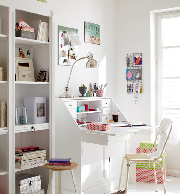10 Incredible Storage Ideas For Your Home Office!
