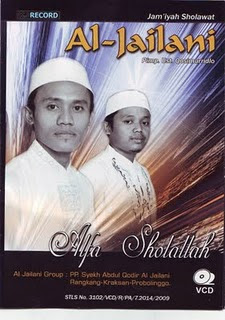 Album Alfa Sholallah - Al-Jailani Group