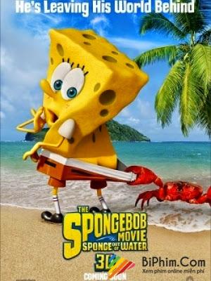 Phim SpongeBob: Anh Hùng Lên Cạn