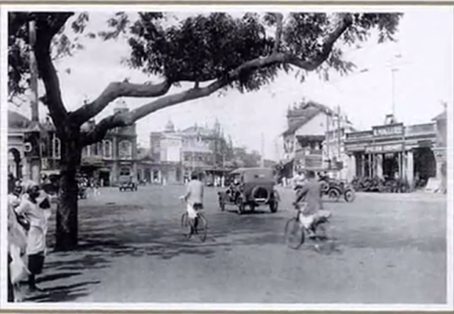Mount Road old photo