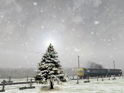 christmas craciun: winter wallpaper