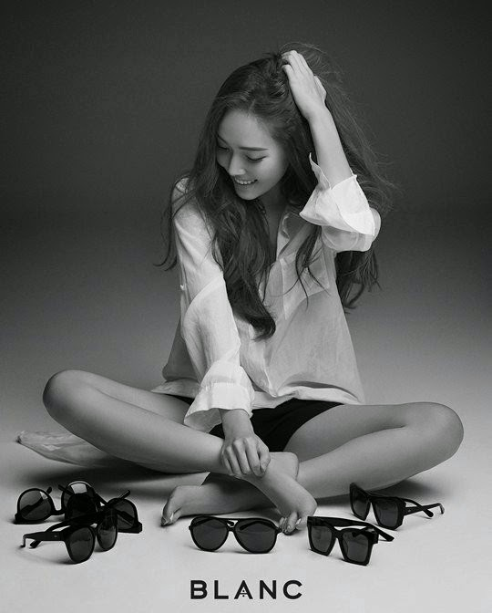 Jessica Jung Girls Generation BLANC