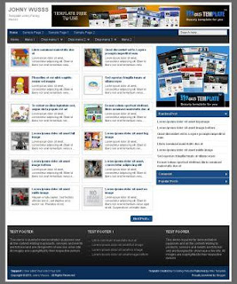 Template Blog SEO Friendly Terbaru 2013