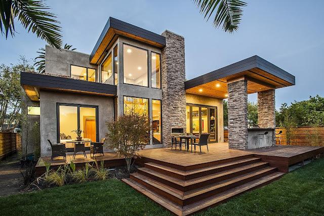 modern prefab home by tobylongdesign modern prefab modular homes. Black Bedroom Furniture Sets. Home Design Ideas