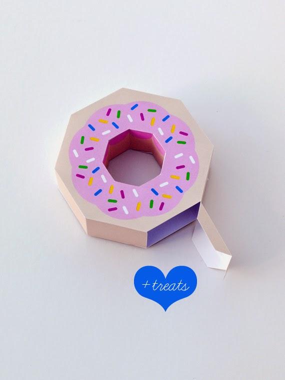 boite donuts