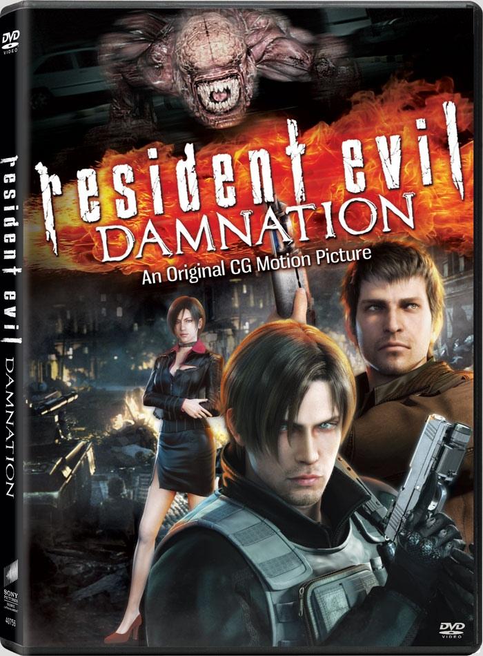 Resident Evil: Condenação (Resident Evil: Damnation)