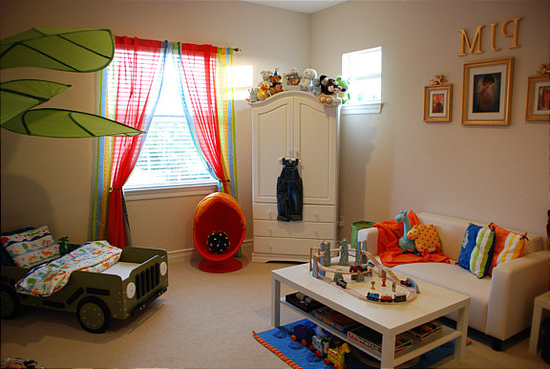 Cute room for baby for Bedroom ideas kids boys