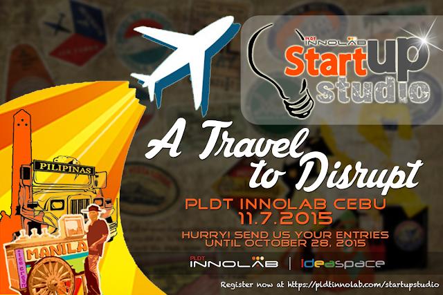 PLDT Startup Studio series in Cebu