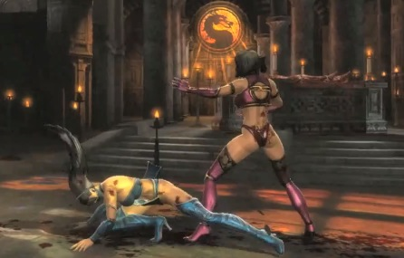 mortal kombat 9 jade and kitana. mortal kombat 9 jade and