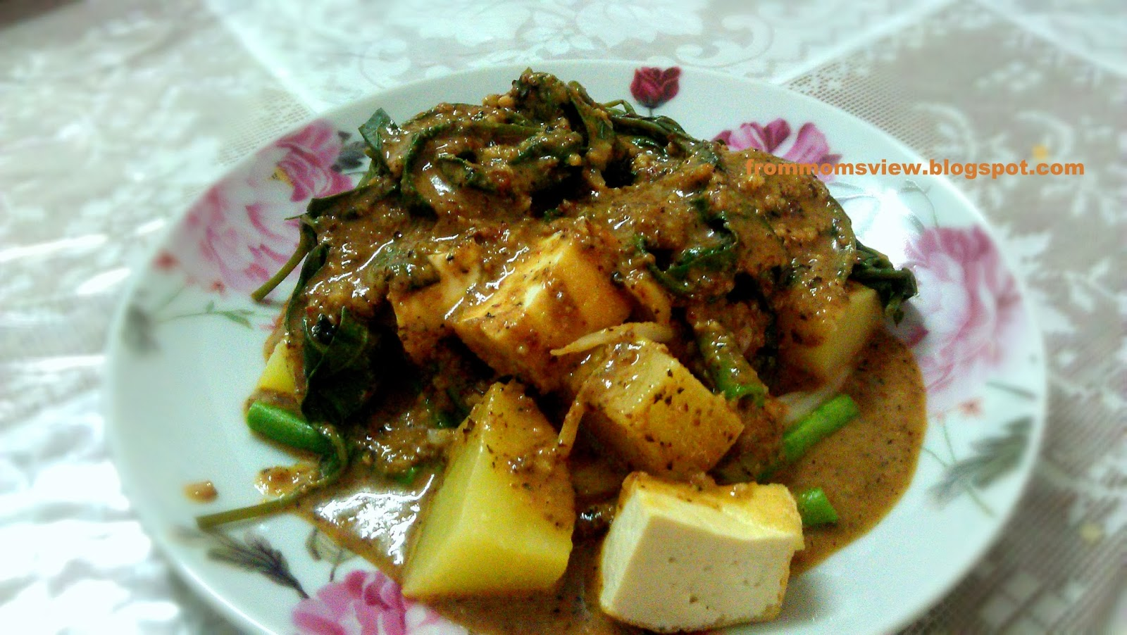 how to make gado gado sauce
