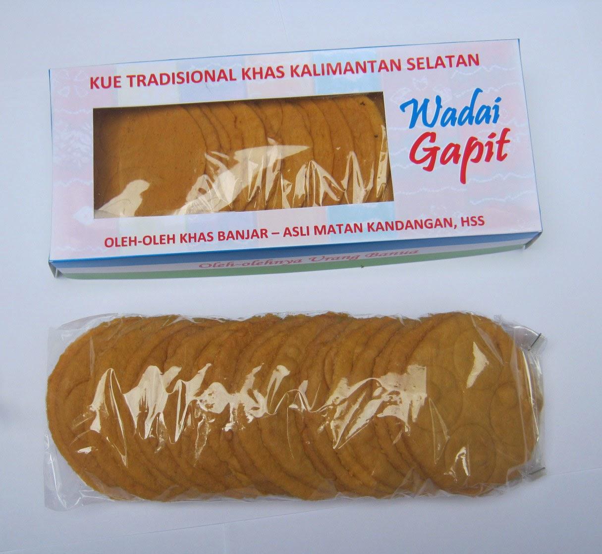 Kue Tradisional Kalimantan Selatan
