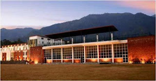 Unison World School Dehradun Building
