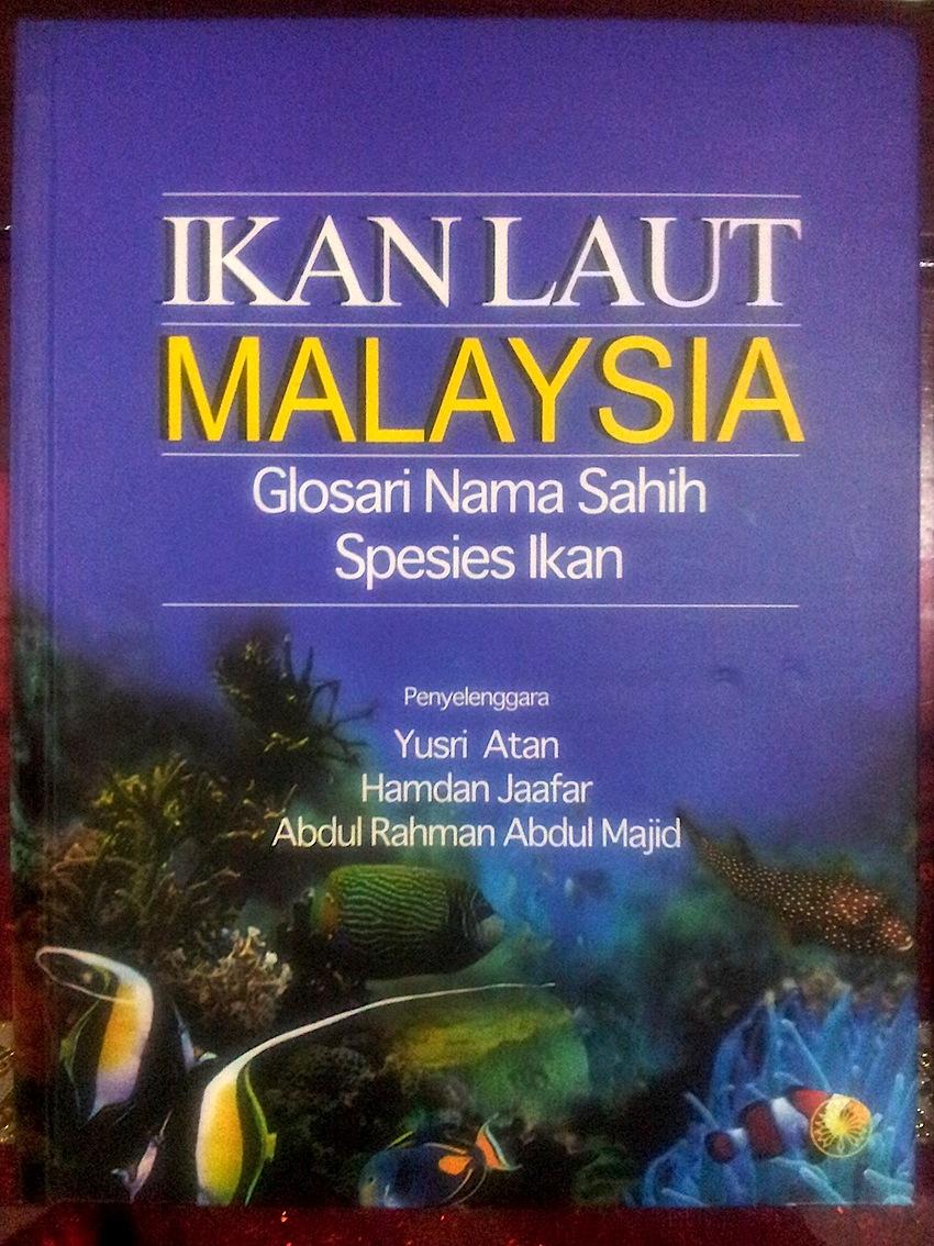 Berikut ialah buku-buku dari Jabatan Perikanan pula