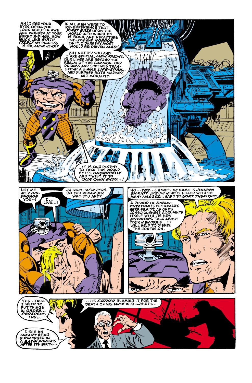Captain America (1968) Issue #350 #282 - English 46