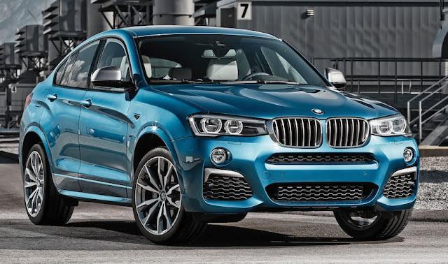 BMW X4に高性能なMパフォーマンスモデル「M40i」が登場。BMW X4 M40i