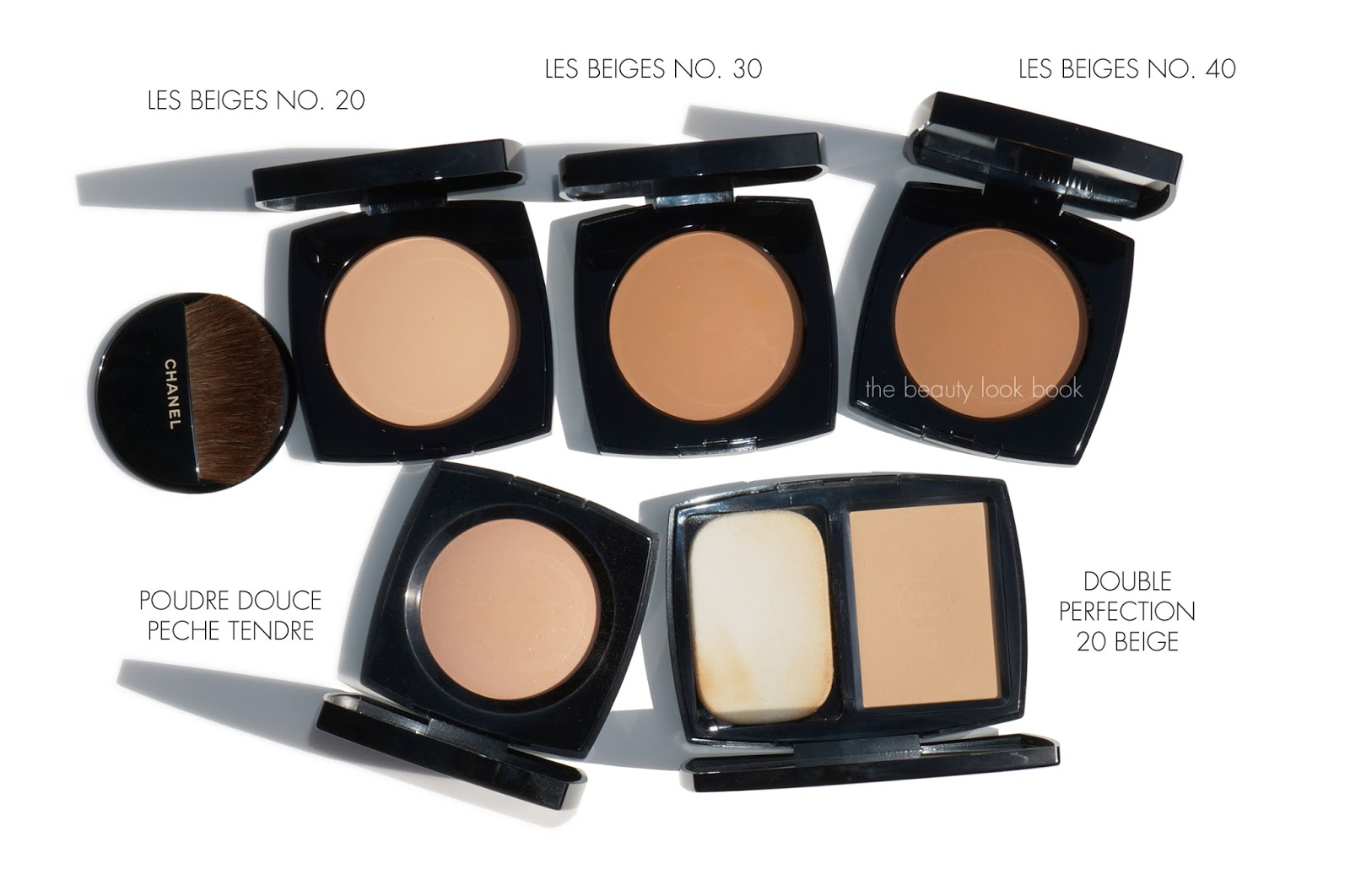 They aren t quite as brown as MAC Golden Bronzer (which also has more of a  glow at a cheaper price) but Les Beiges have a similar natural finish. 4c29dca913c