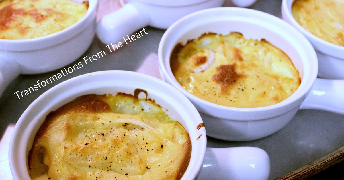 ... from the Heart: Scalloped Potatoes ~ Super Easy recipe