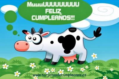 MuuuUUU Feliz Cumpleaños