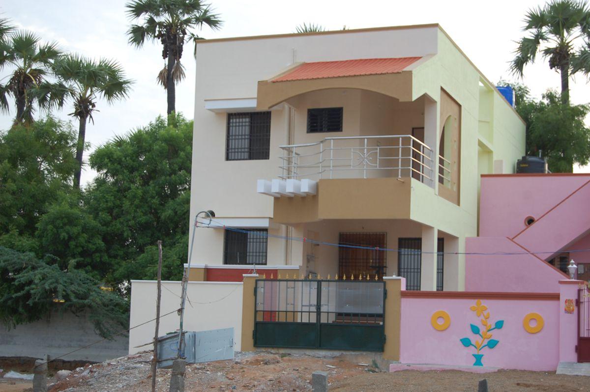 Home Design 20 X 50 Part - 17: ARUNACHALA LAND House For Sale Adjacent Samudram Eri