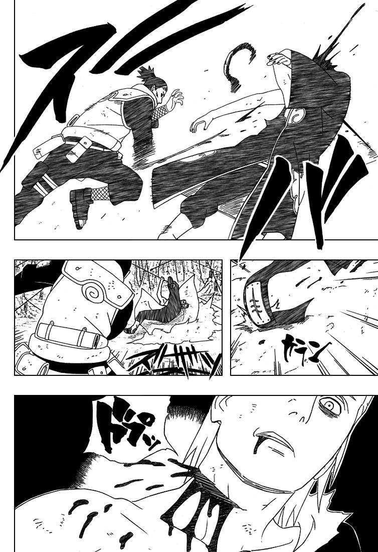 Naruto Shippuden Manga 337