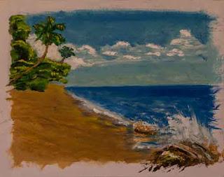 beach,playa