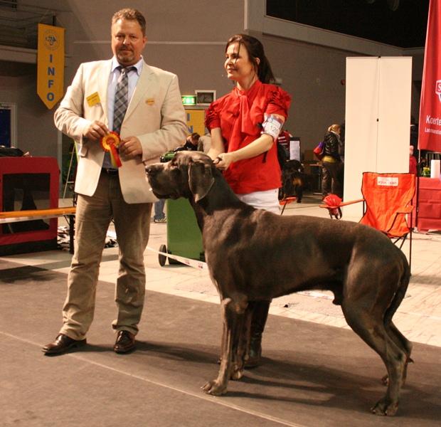 Aldo Tallinn Winner 2012 14.4.2012