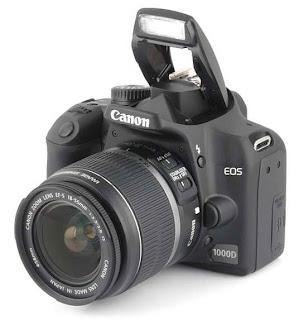 Canon Eos 1000d Bekas