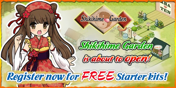 Quick look at Shikihime Garden gameplay (Preview)