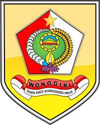 logo kabupaten wonogiri vector
