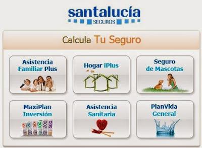 Seguros Santa Lucía