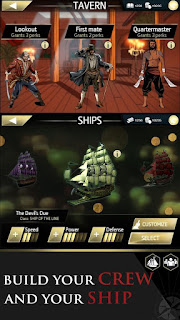 Mod Assassin's Creed Pirates v2.5.1 Apk Data