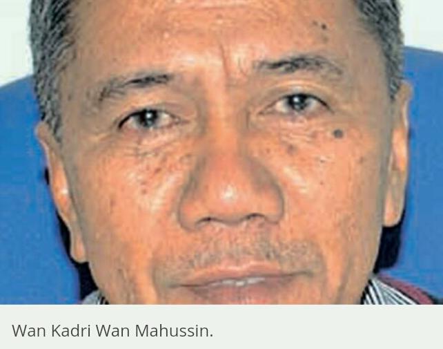 Nahas Heli TS JJ Adun Bukit Ibam TERSELAMAT kerana turun Lebih Awal di Muadzam Shah