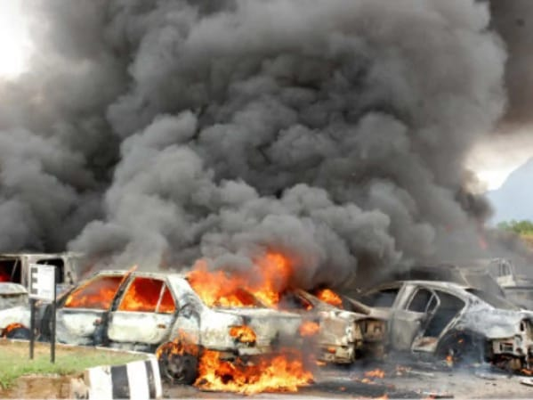 Many  Dead As Explosion Rocks Maiduguri
