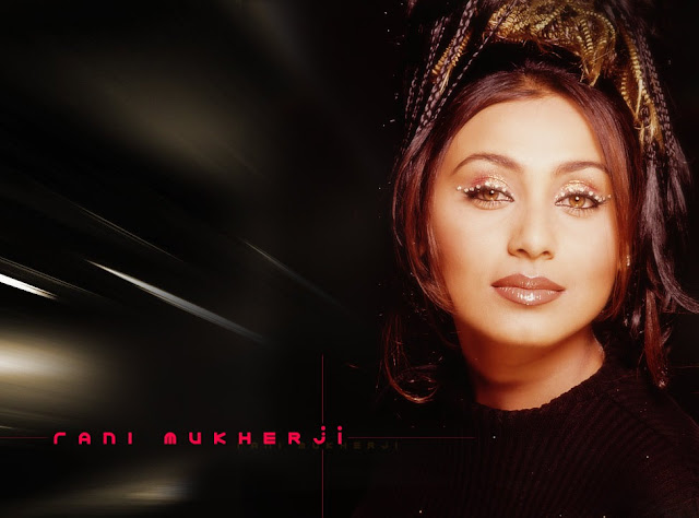Rani Mukherjee's Wallpapers