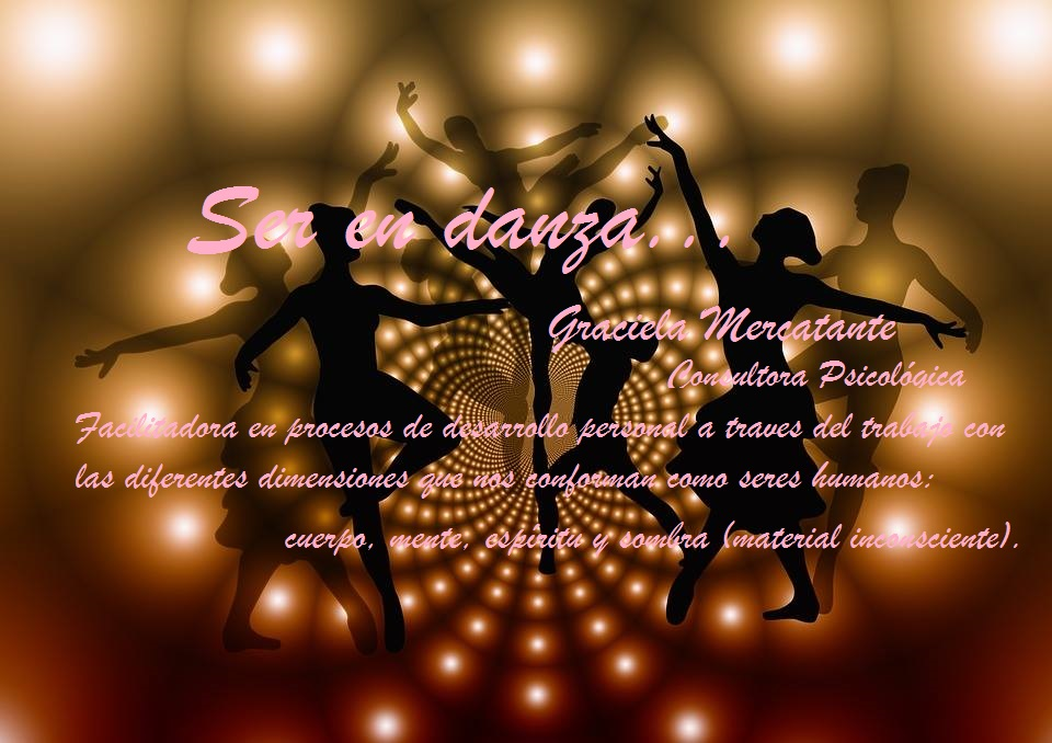Ser en Danza.....