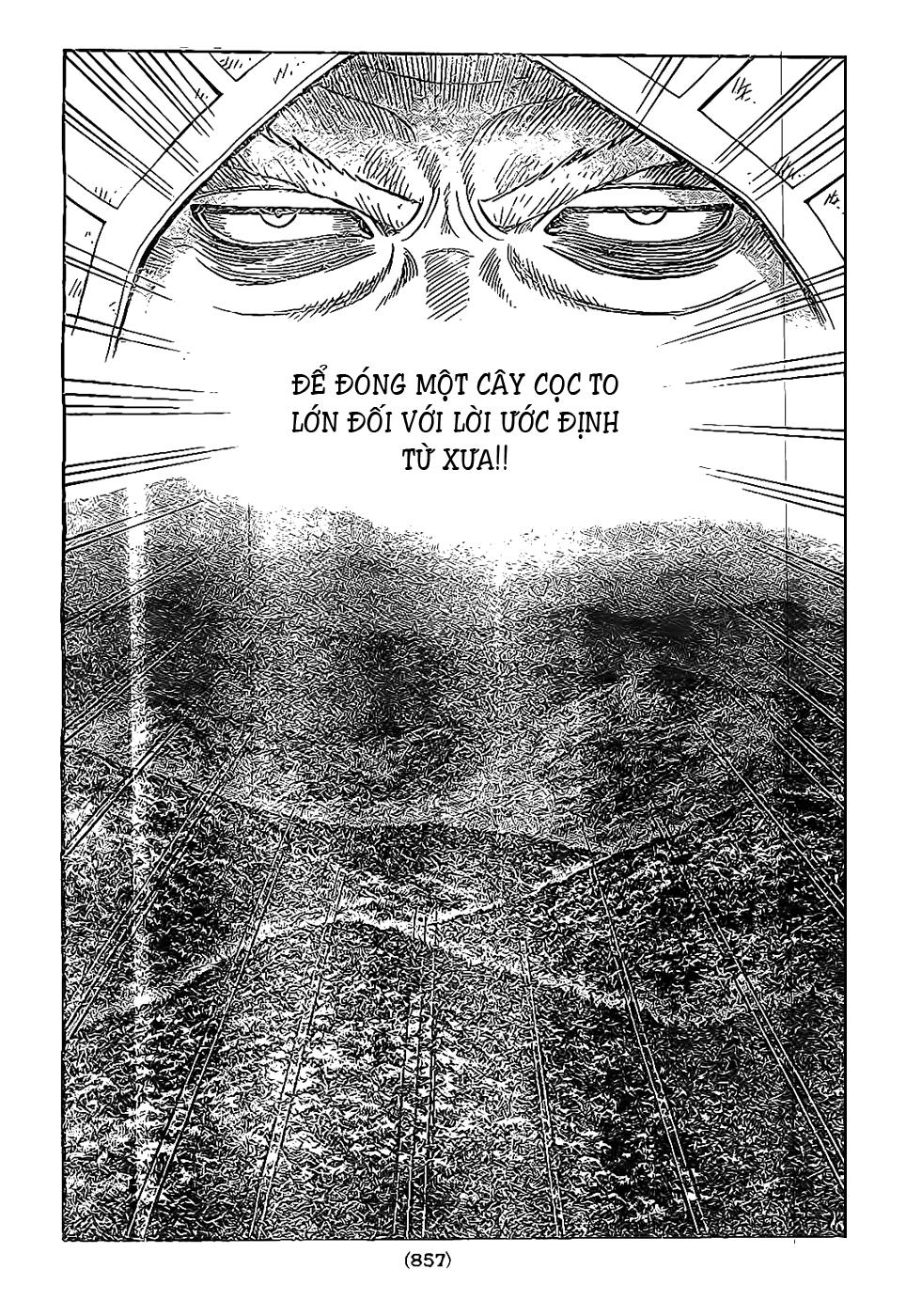 Hoàng Phi Hồng Phần 4 chap 85 Trang 8