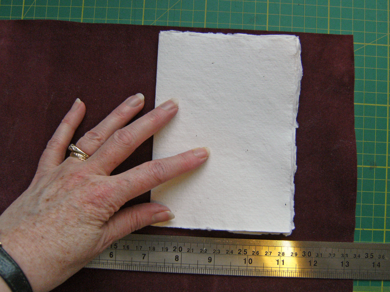 Soft Cover Book Binding Tutorial ~ Lizzie made the binding makes book a leather