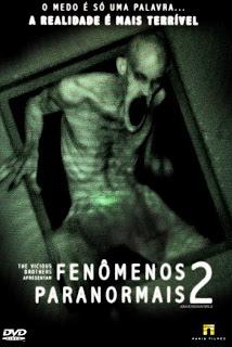 Fenômenos Paranormais 2 - BDRip Dual Áudio