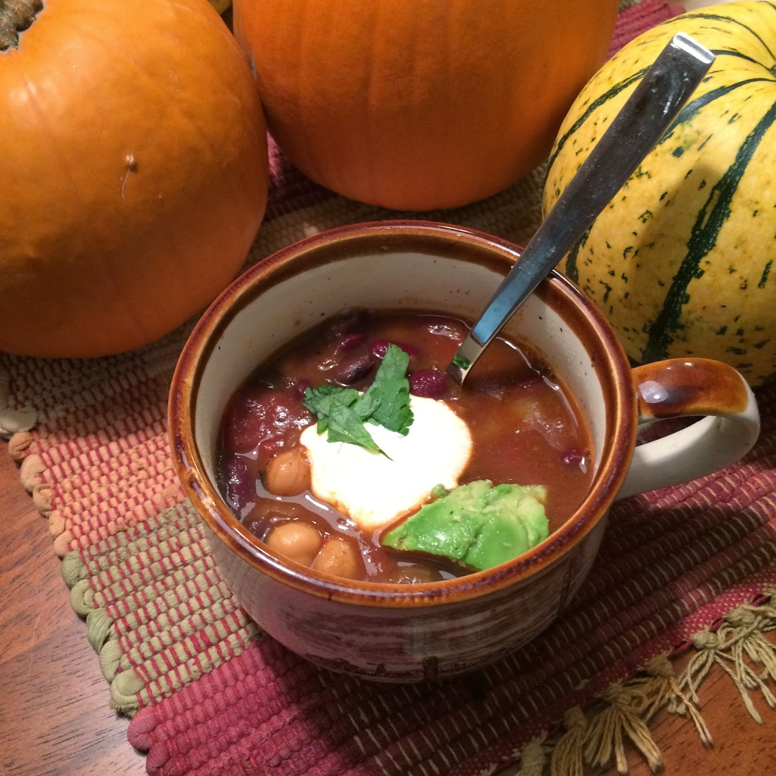 Project Soiree - Three Bean Chili