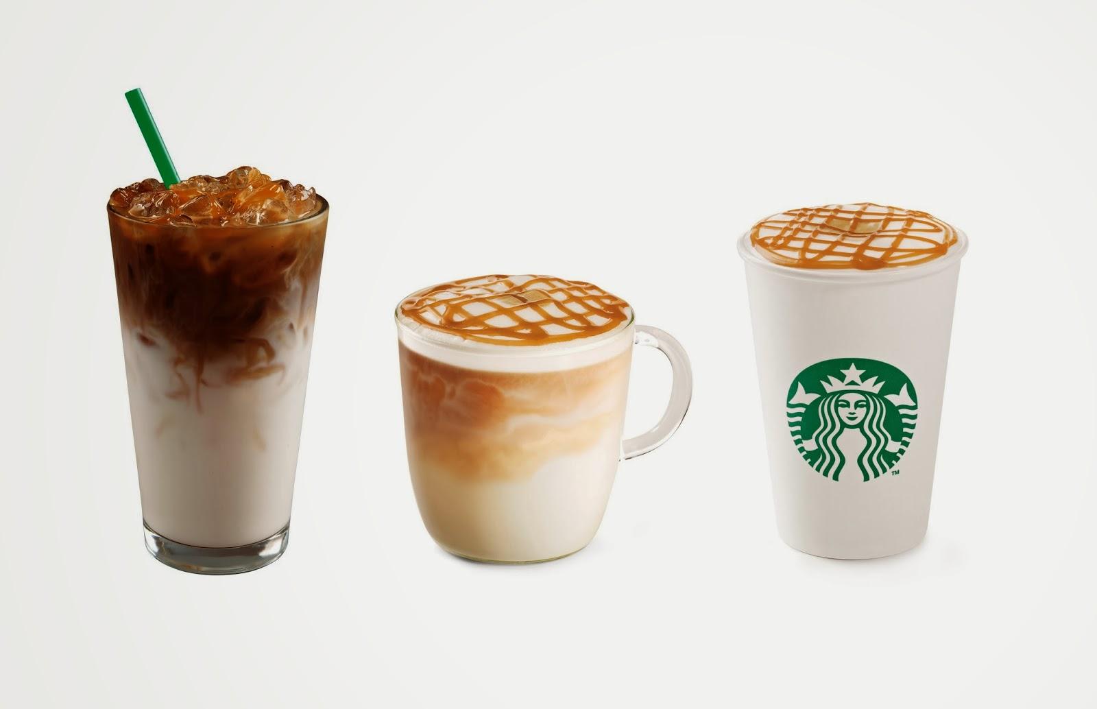 Starbucks caramel macchiato