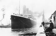 O navio iniciou a sua viagem inaugural de Southampton, na Inglaterra, .