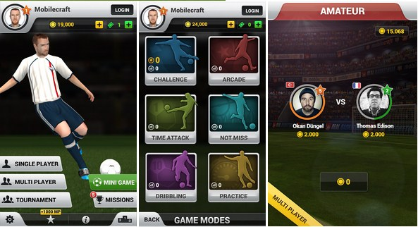 Free Download Flick Shoot Pro v1.19 Full Game Apk