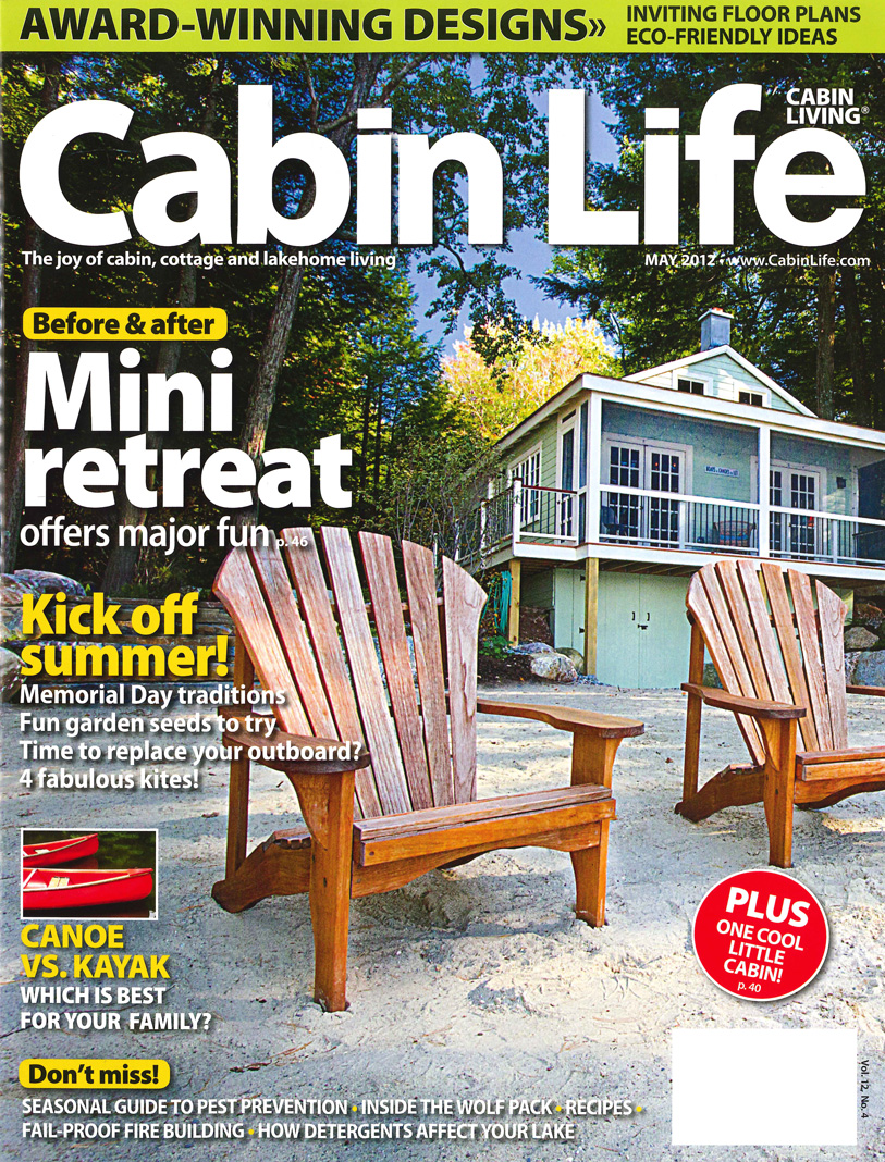 self northwoods fits article proclaimed wisconsin perfectly a north articles cabin b magazine cabins in life up people these