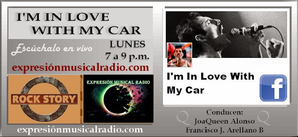 Queen en radio...I'm In Love With My Car