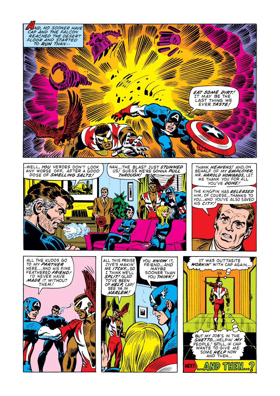 Captain America (1968) Issue #148 #62 - English 22