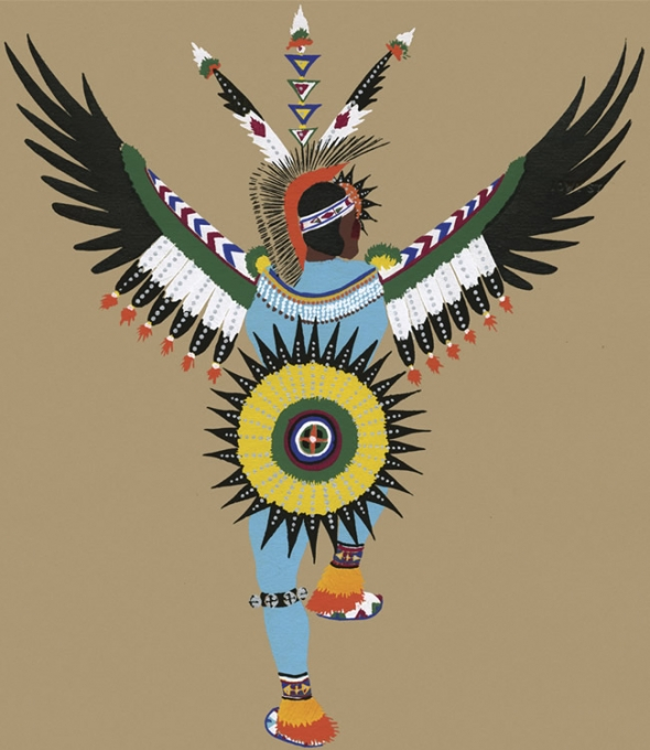 Art Gallery furthermore Jacobsonhouse in addition A Century Of Indigenous Printmaking In North America furthermore Fred Jones Jr in addition Painting Mopope. on oscar jacobson native american art