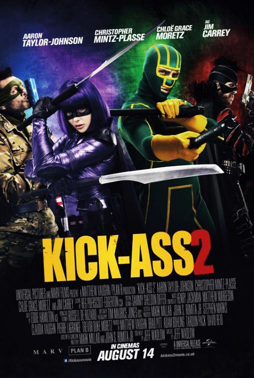 Kick-Ass 2 (Kick-Ass 2: con un par) 2012